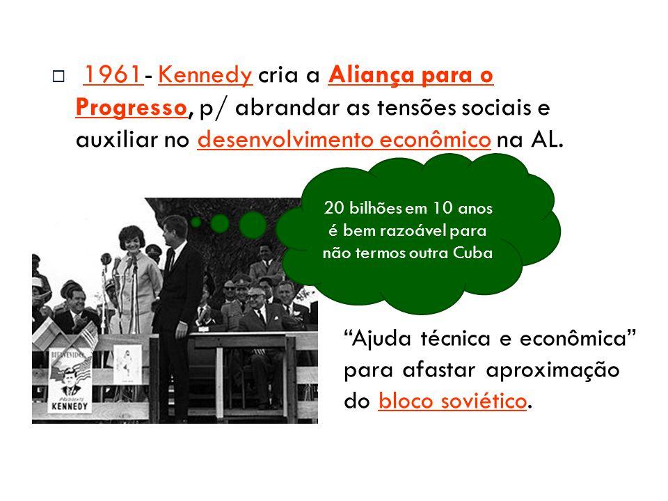 20 bilhões em 10 anos é bem razoável para não termos outra Cuba