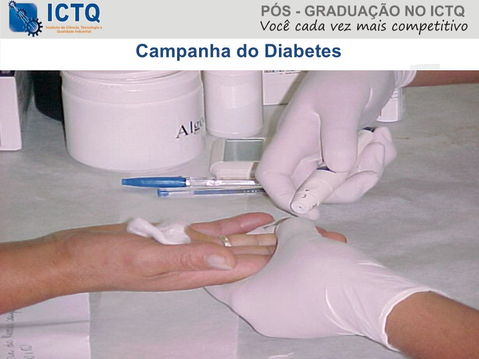 Campanha do Diabetes