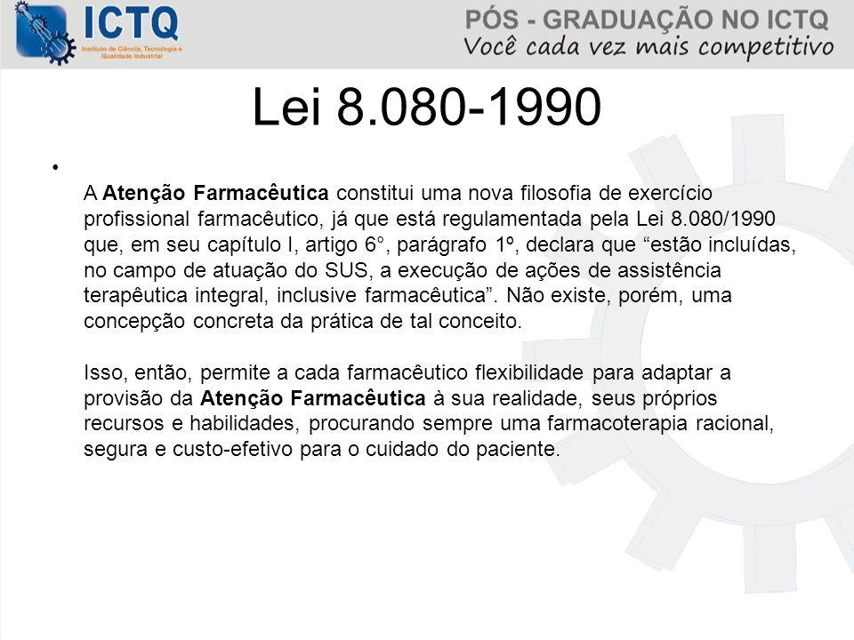 Lei 8.080-1990