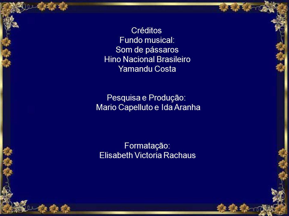 Hino Nacional Brasileiro Yamandu Costa