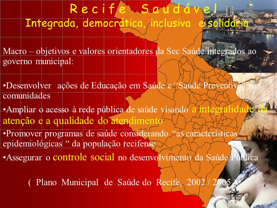 Integrada, democrática, inclusiva e solidária