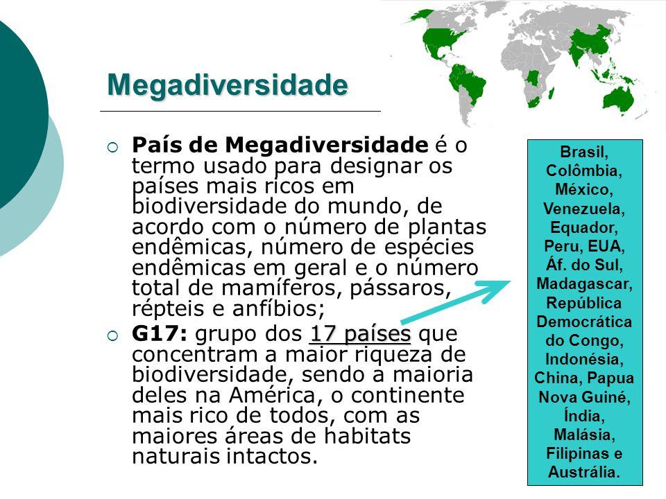 Megadiversidade