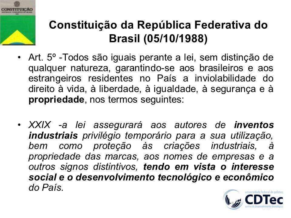 Constituição da República Federativa do Brasil (05/10/1988)