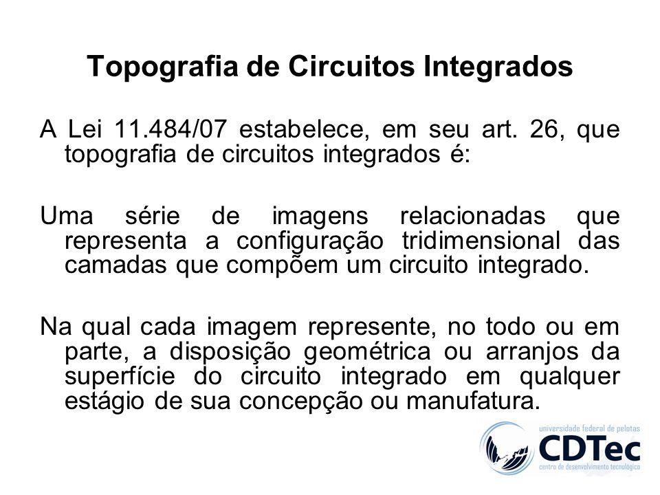Topografia de Circuitos Integrados