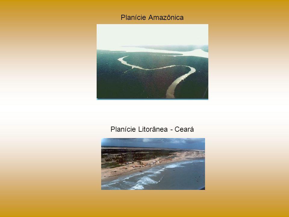 Planície Litorânea - Ceará