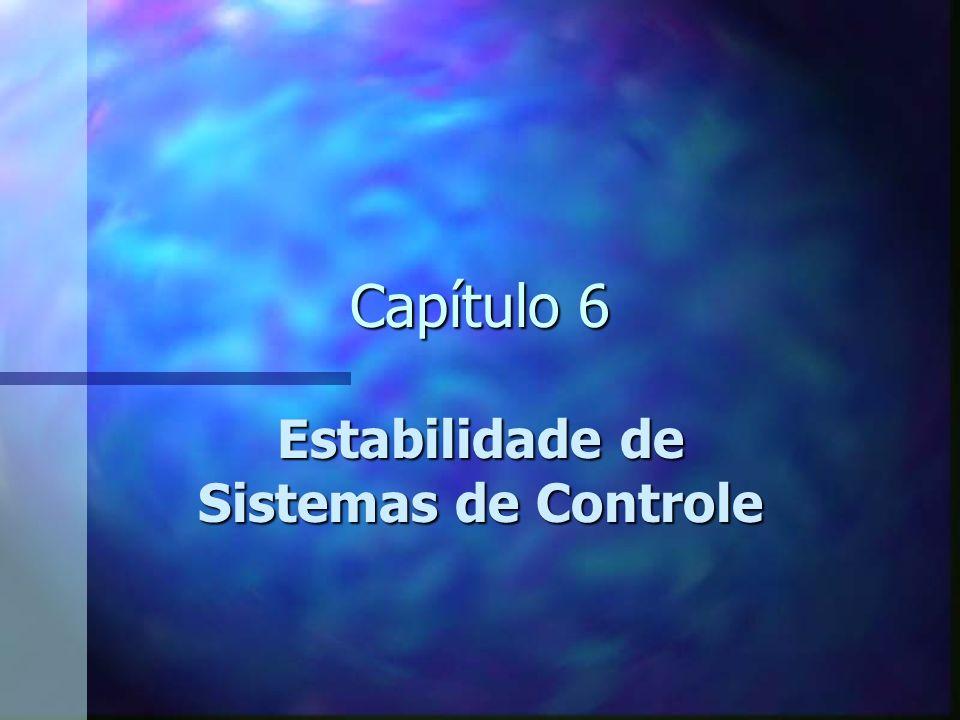 Estabilidade de Sistemas de Controle