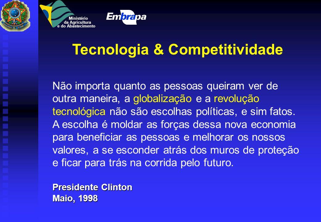 Tecnologia & Competitividade