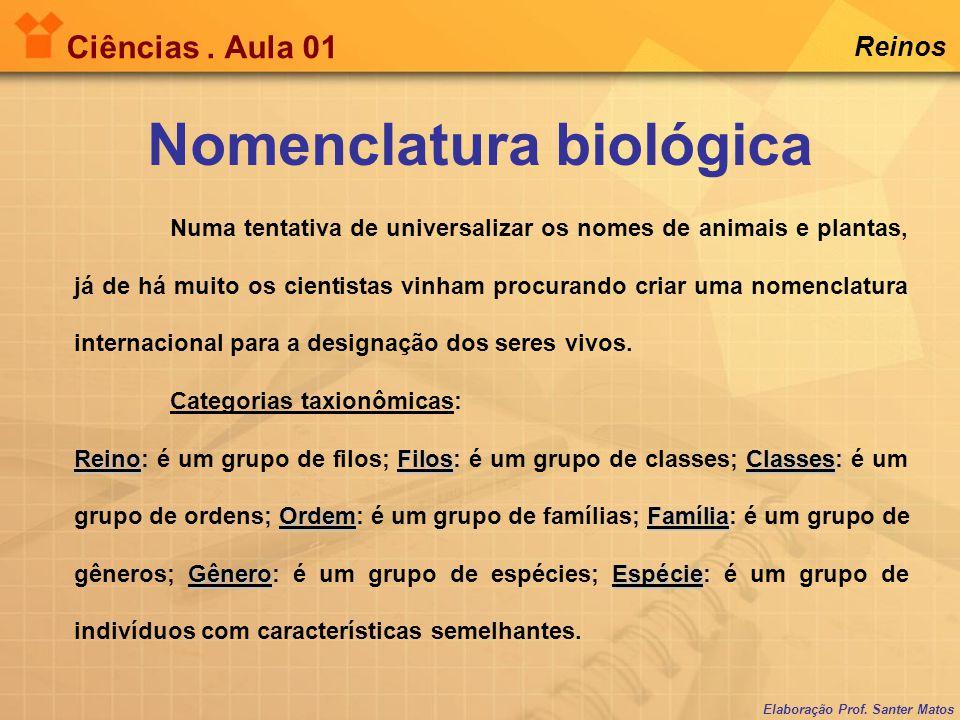 Nomenclatura biológica