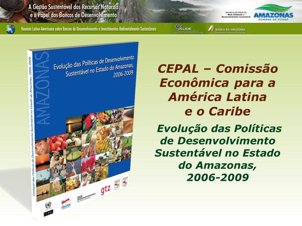 CEPAL – Comissão Econômica para a América Latina e o Caribe