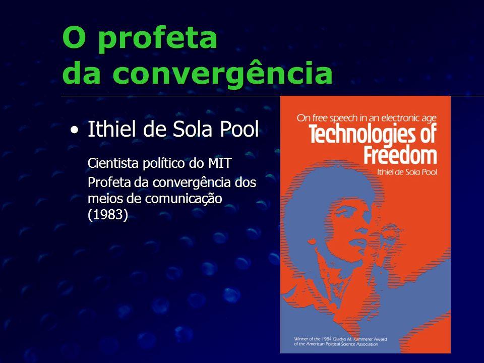 O profeta da convergência