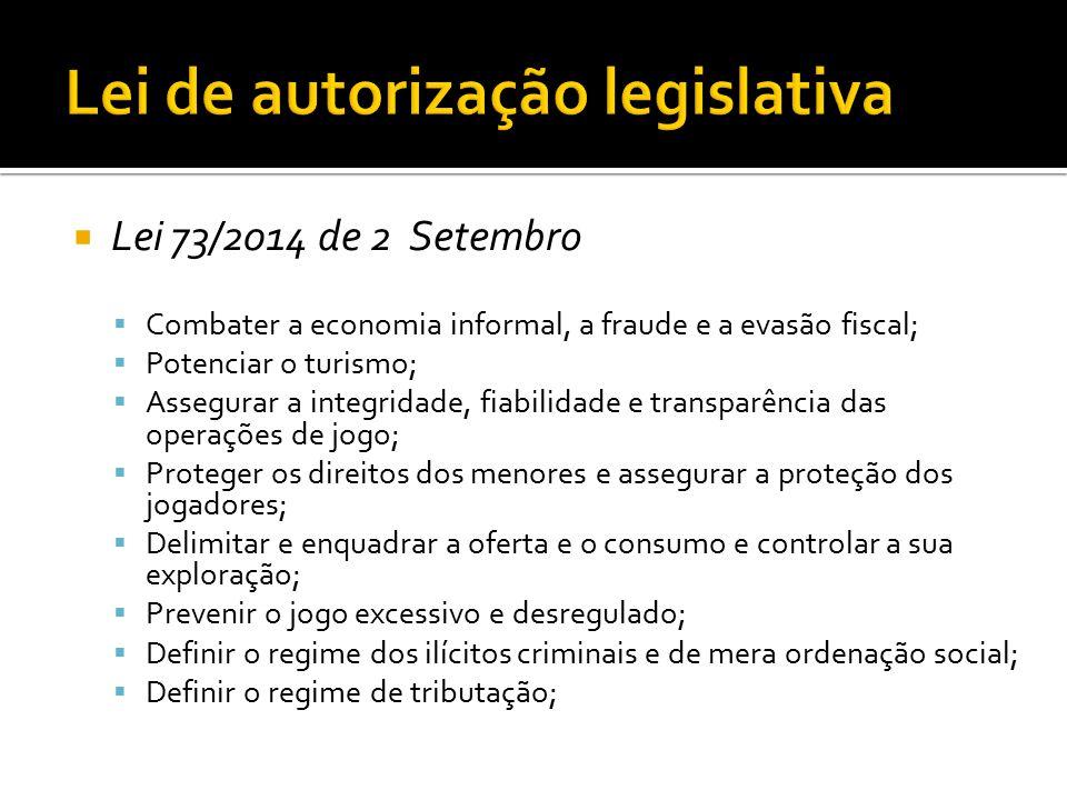 Lei de autorização legislativa