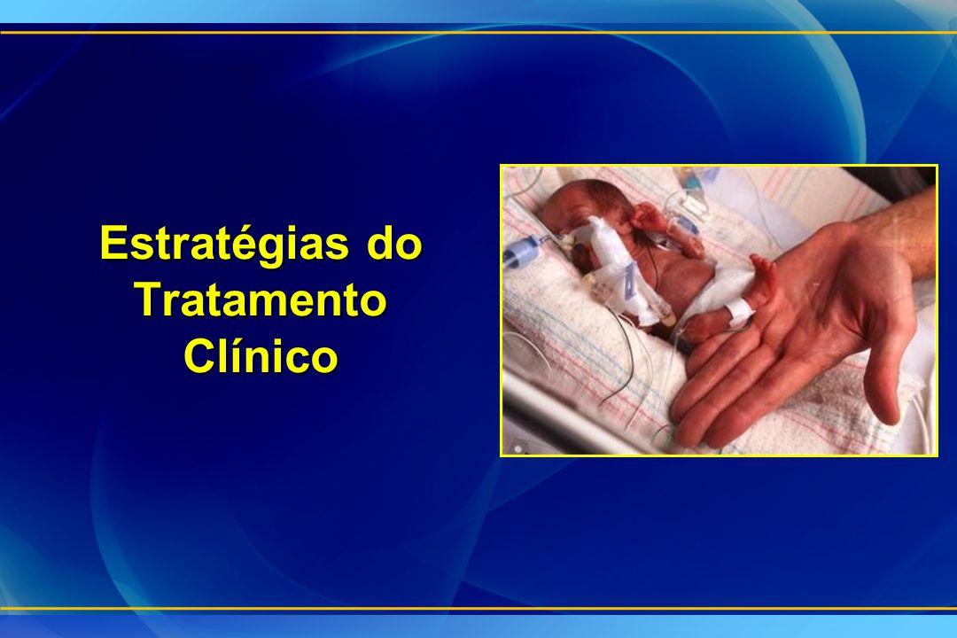 Estratégias do Tratamento Clínico
