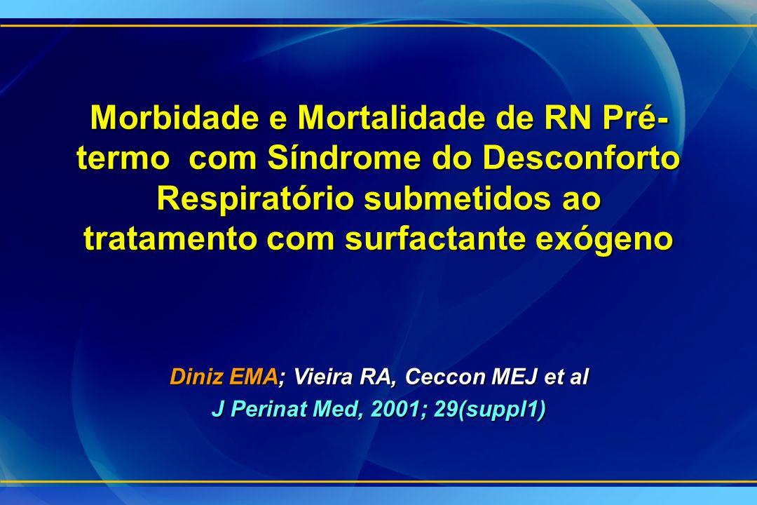 Diniz EMA; Vieira RA, Ceccon MEJ et al