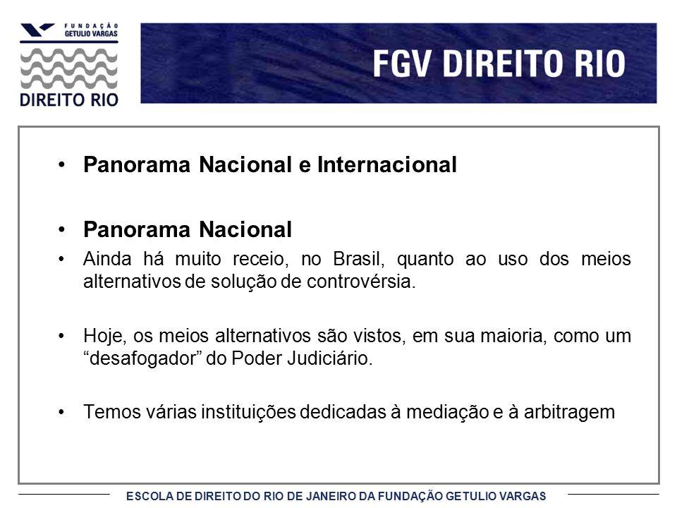 Panorama Nacional e Internacional Panorama Nacional
