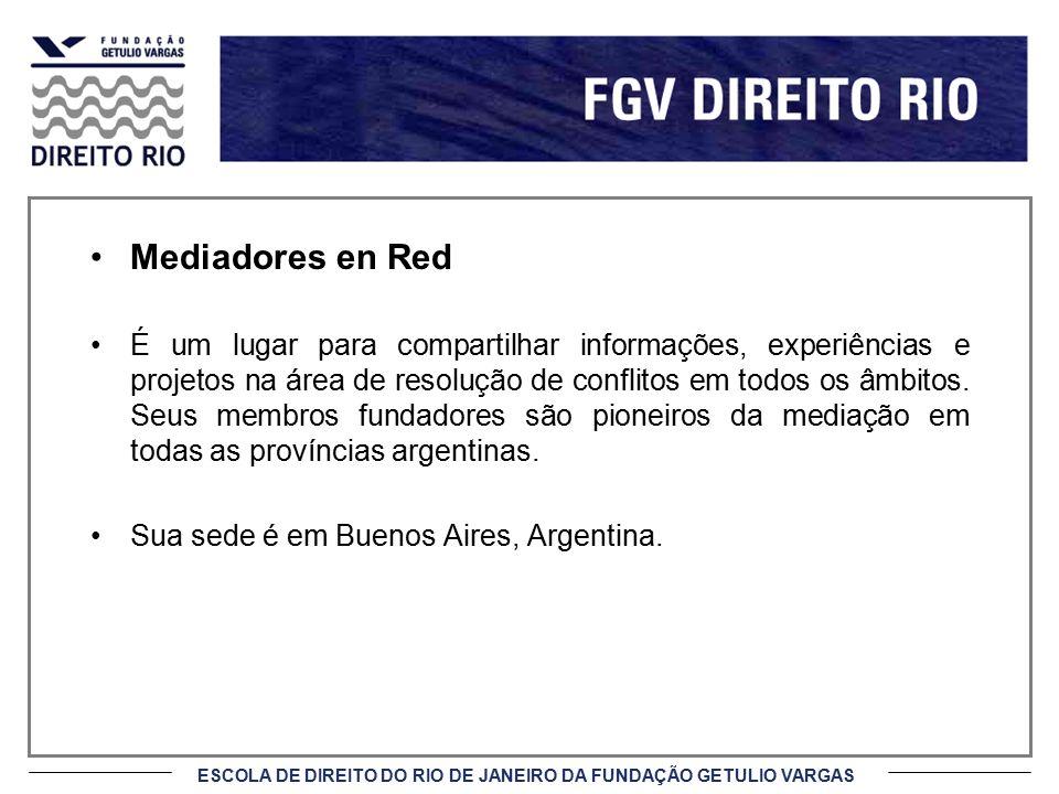 Mediadores en Red