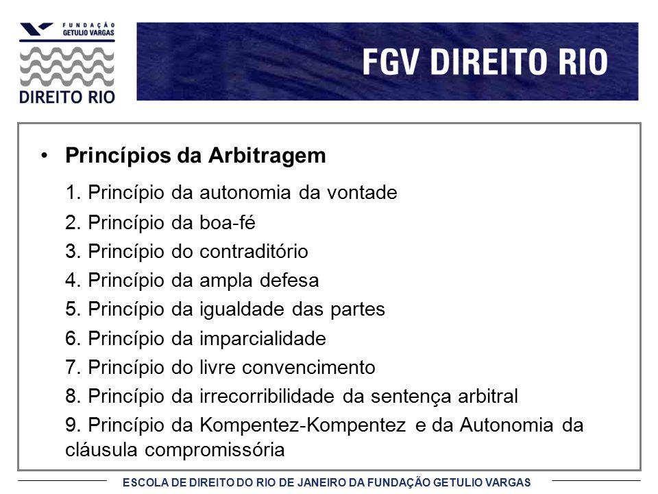 1. Princípio da autonomia da vontade