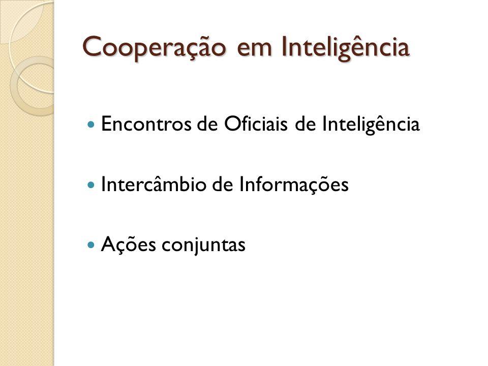 Cooperação em Inteligência