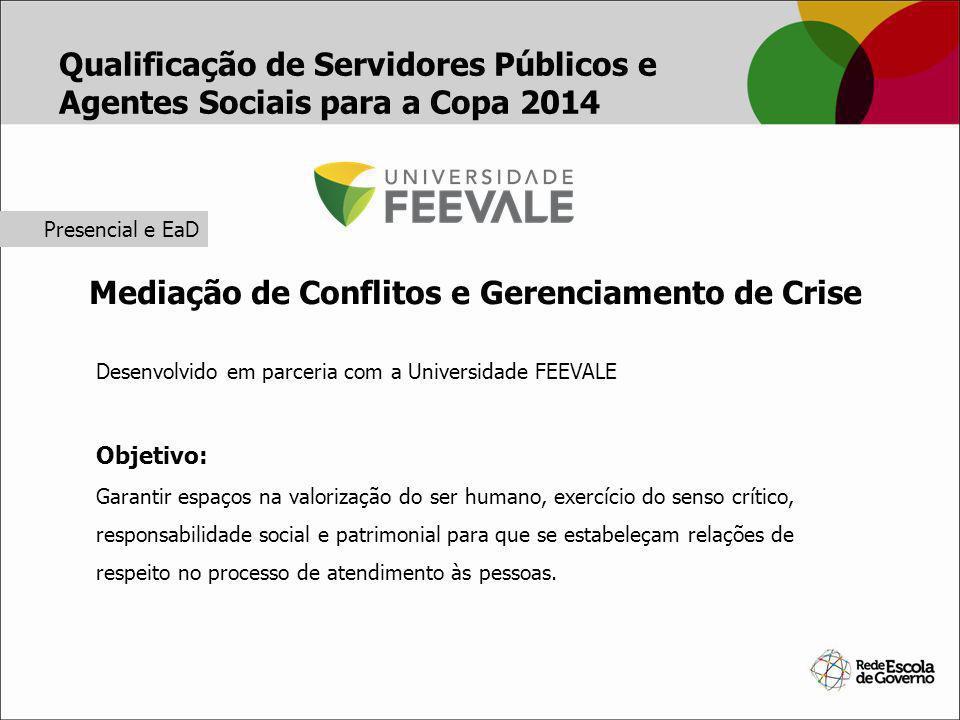 Mediação de Conflitos e Gerenciamento de Crise
