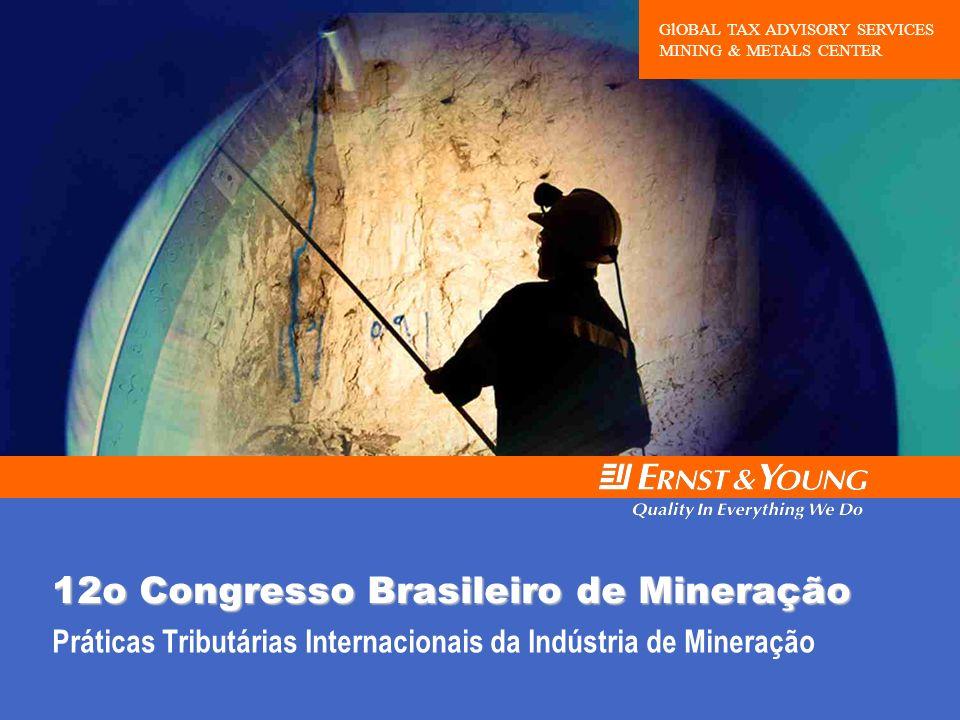 12o Congresso Brasileiro de Mineração