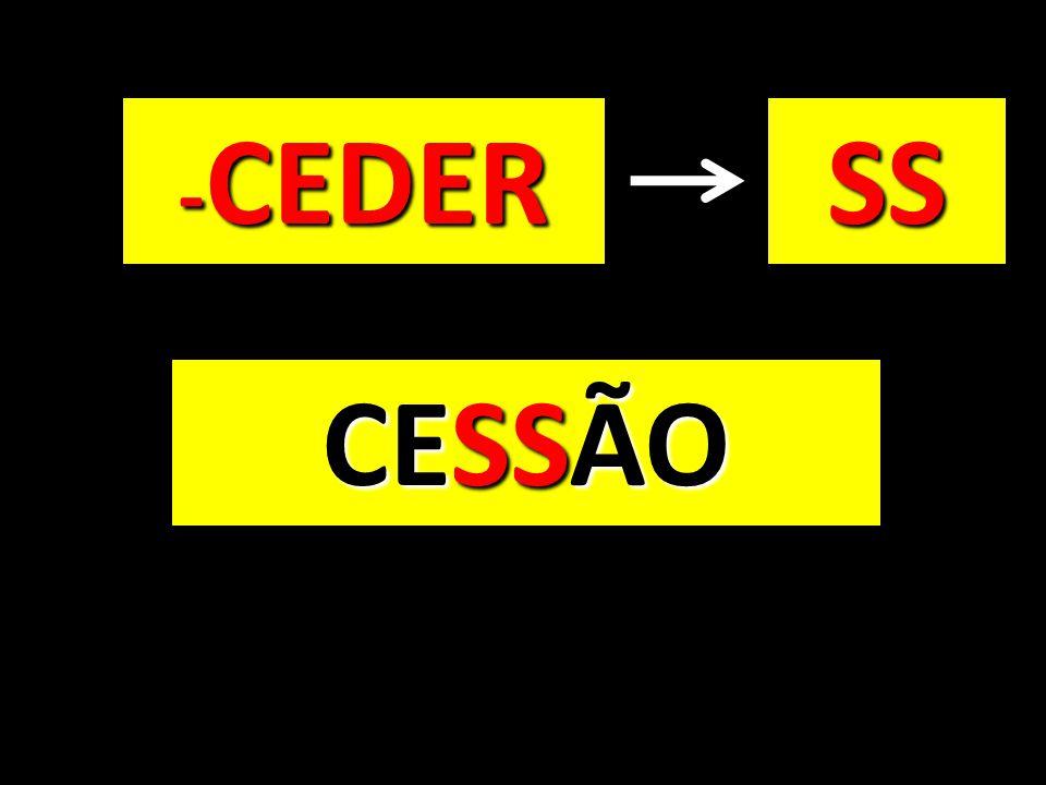 -CEDER SS CESSÃO