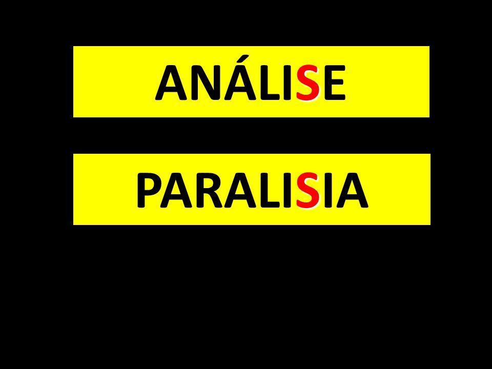 ANÁLISE PARALISIA