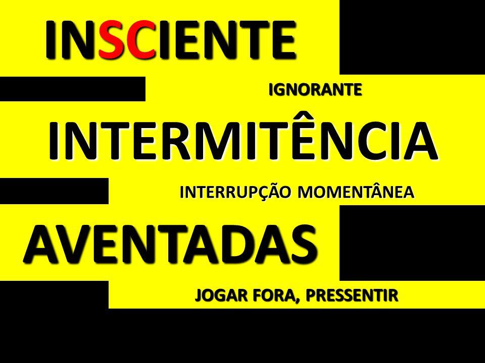 INTERRUPÇÃO MOMENTÂNEA
