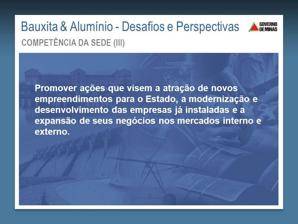 Bauxita & Alumínio - Desafios e Perspectivas