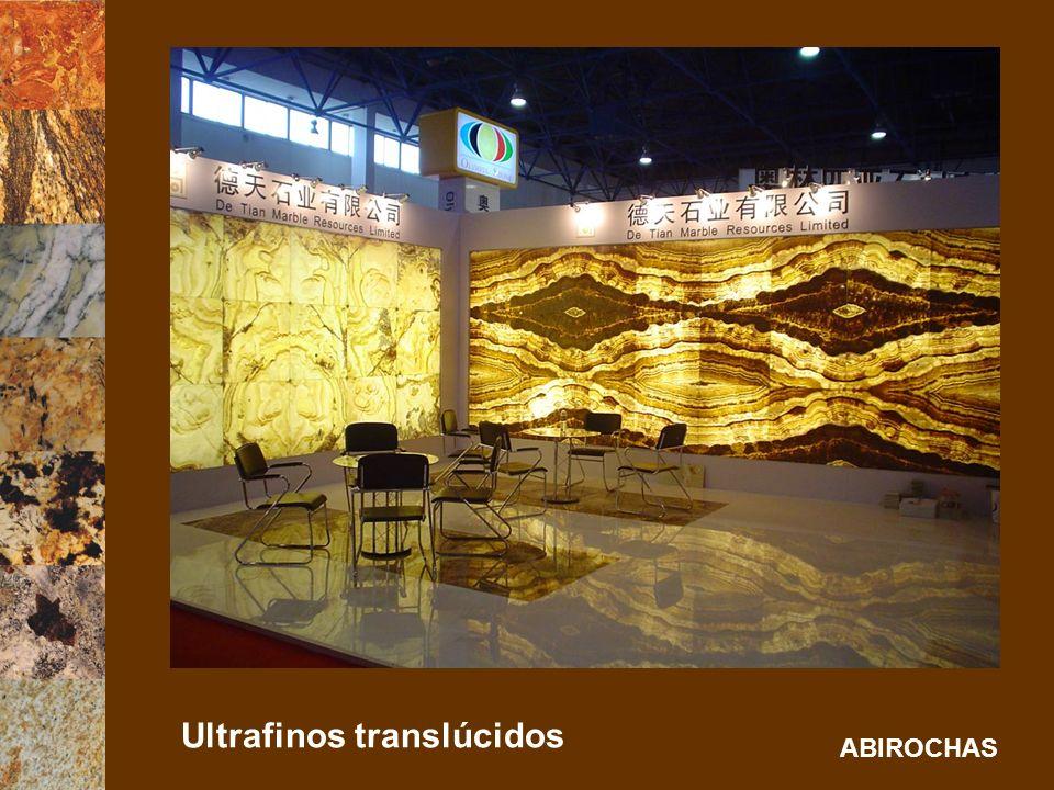 Ultrafinos translúcidos