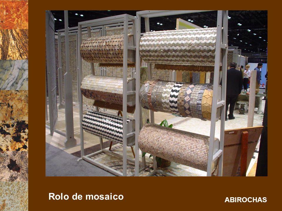 Rolo de mosaico