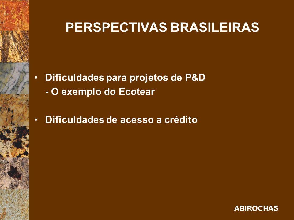 PERSPECTIVAS BRASILEIRAS