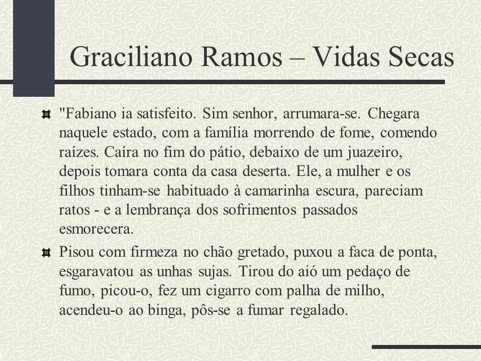 Graciliano Ramos – Vidas Secas