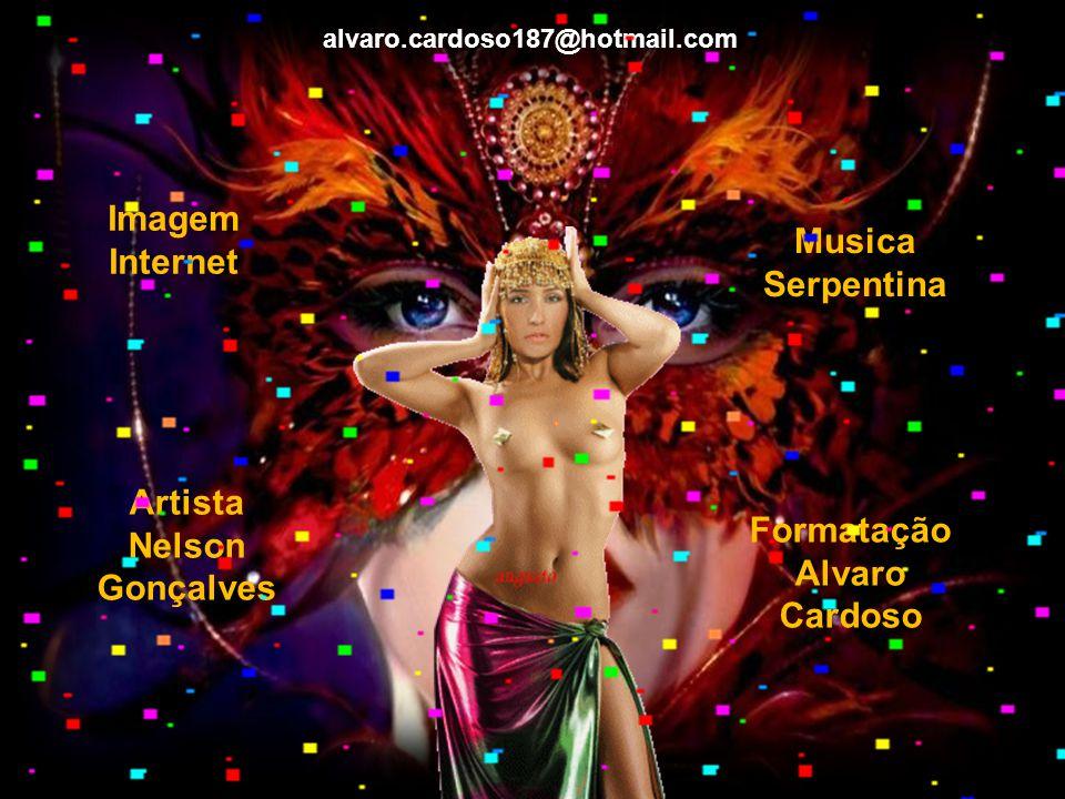 Artista Nelson Gonçalves Formatação Alvaro Cardoso