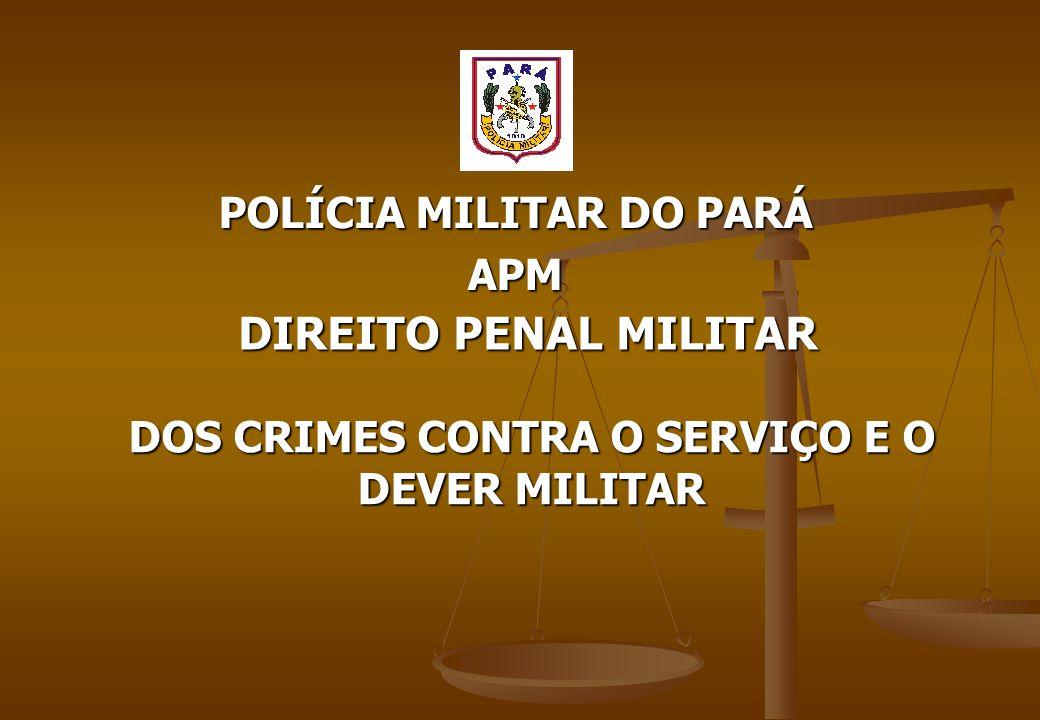 POLÍCIA MILITAR DO PARÁ APM