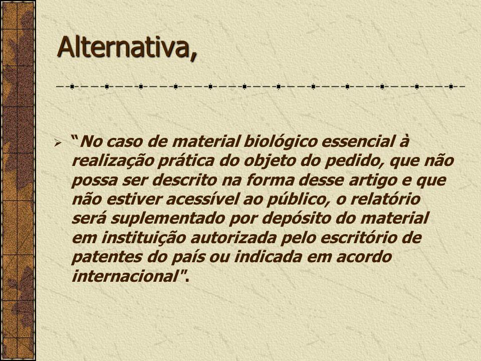 Alternativa,