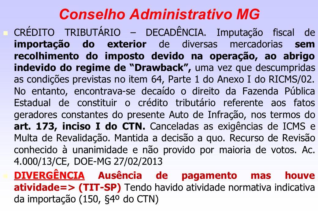 Conselho Administrativo MG