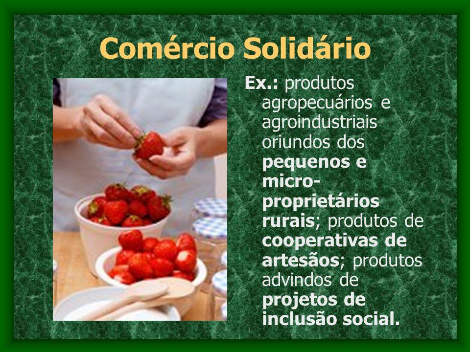 Comércio Solidário
