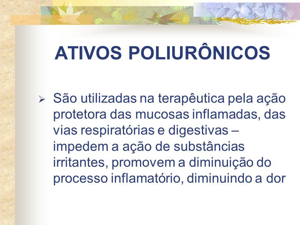 ATIVOS POLIURÔNICOS
