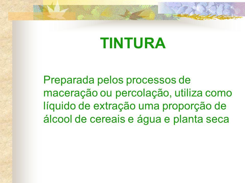 TINTURA