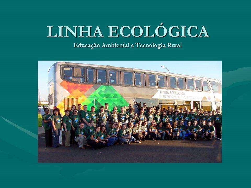 LINHA ECOLÓGICA Educação Ambiental e Tecnologia Rural