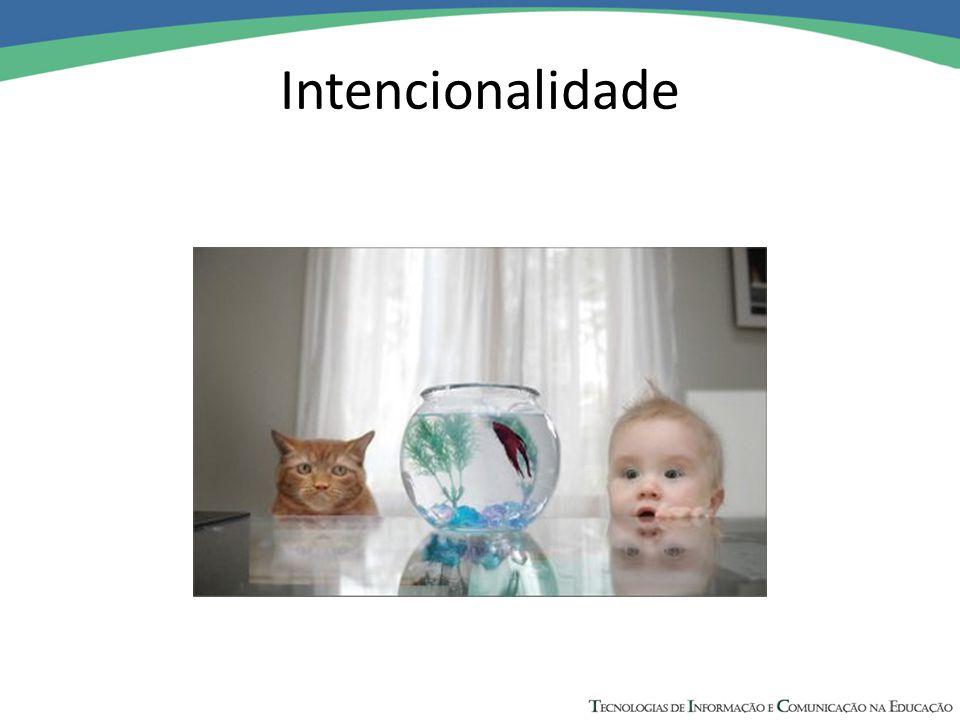 Intencionalidade