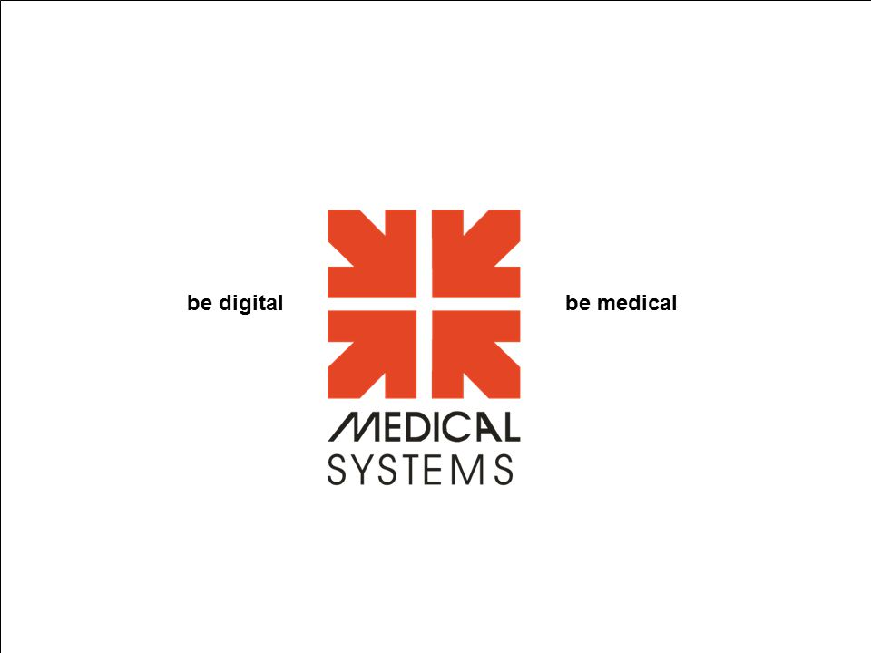 be digital be medical