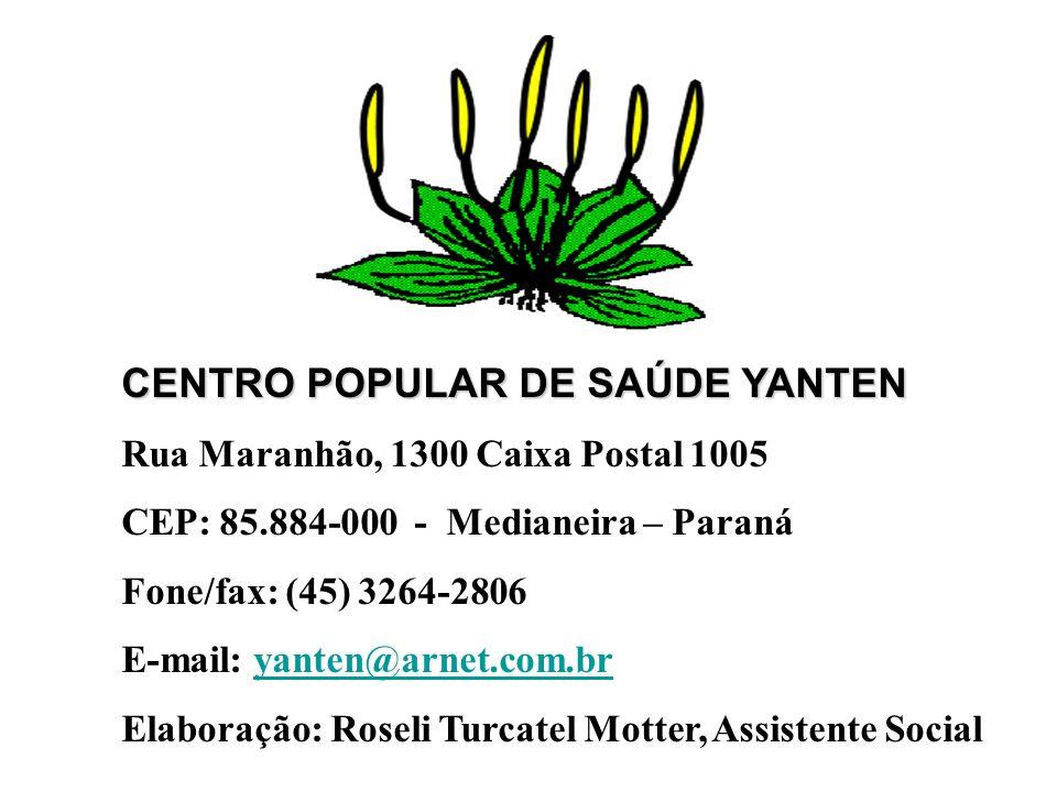 CENTRO POPULAR DE SAÚDE YANTEN