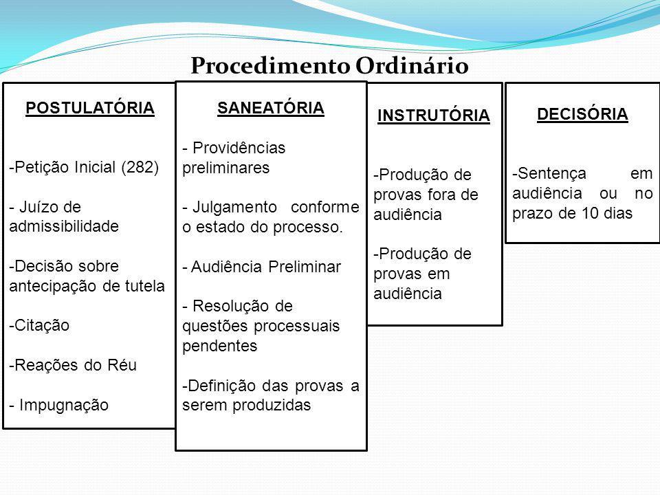 Procedimento Ordinário