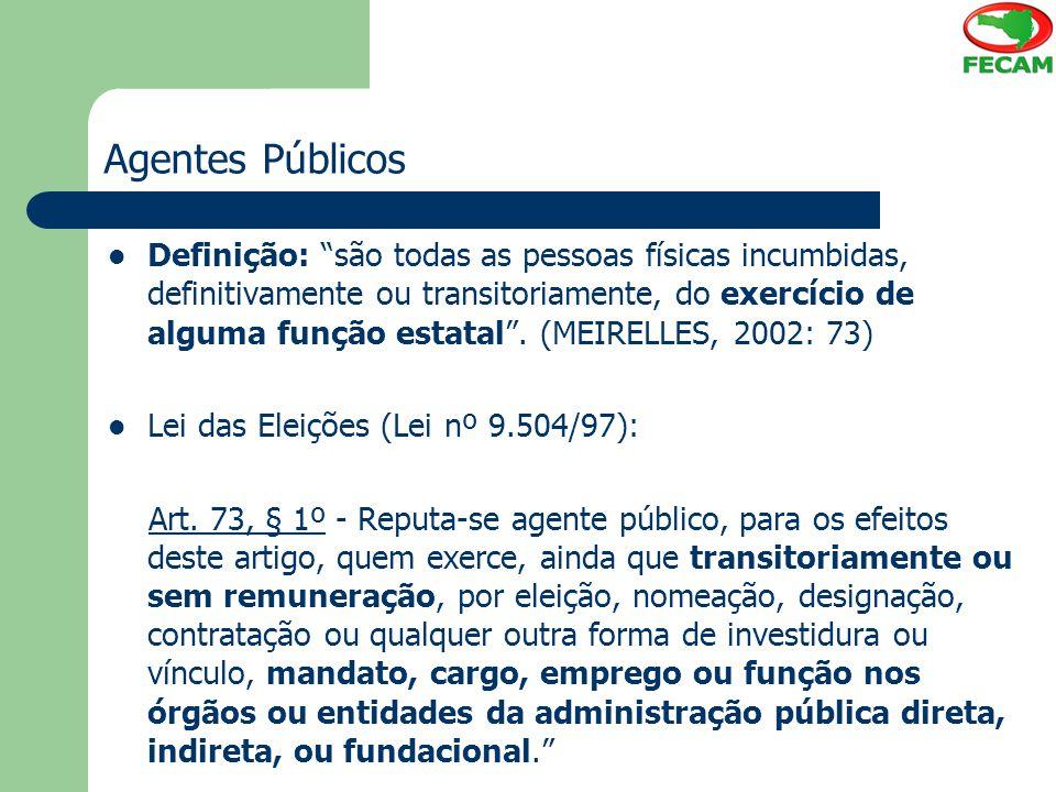 Agentes Públicos