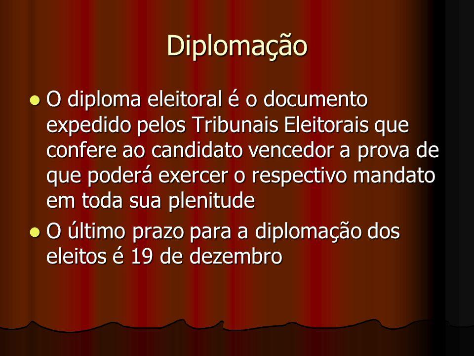 Diplomação