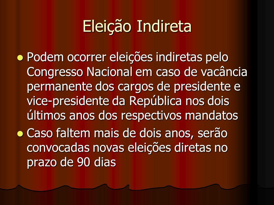Eleição Indireta