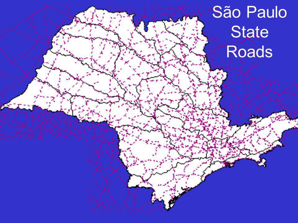 São Paulo State Roads
