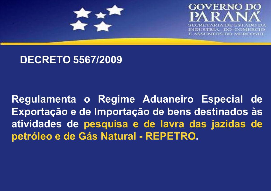 DECRETO 5567/2009