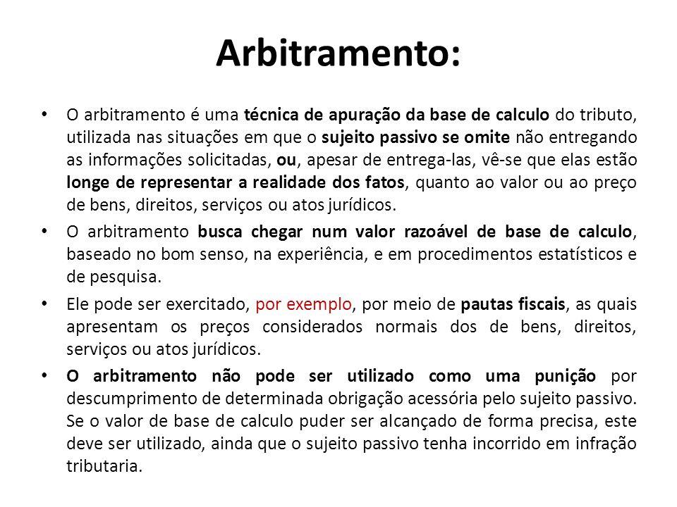 Arbitramento: