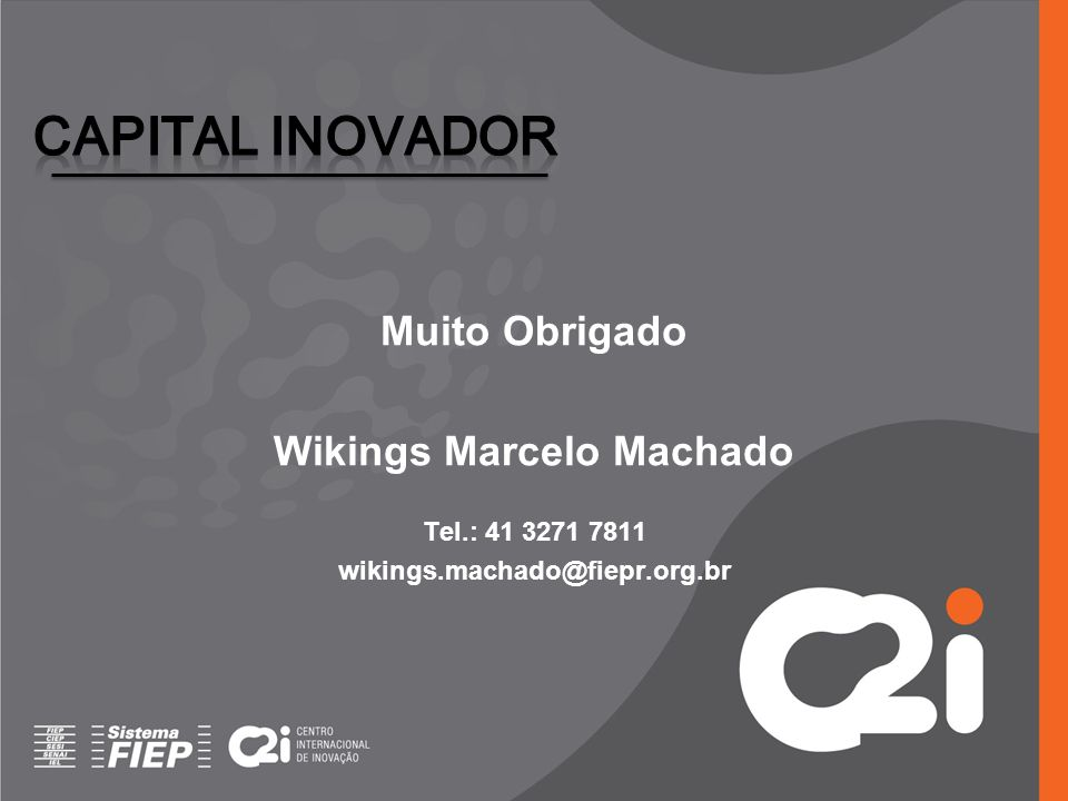 Wikings Marcelo Machado